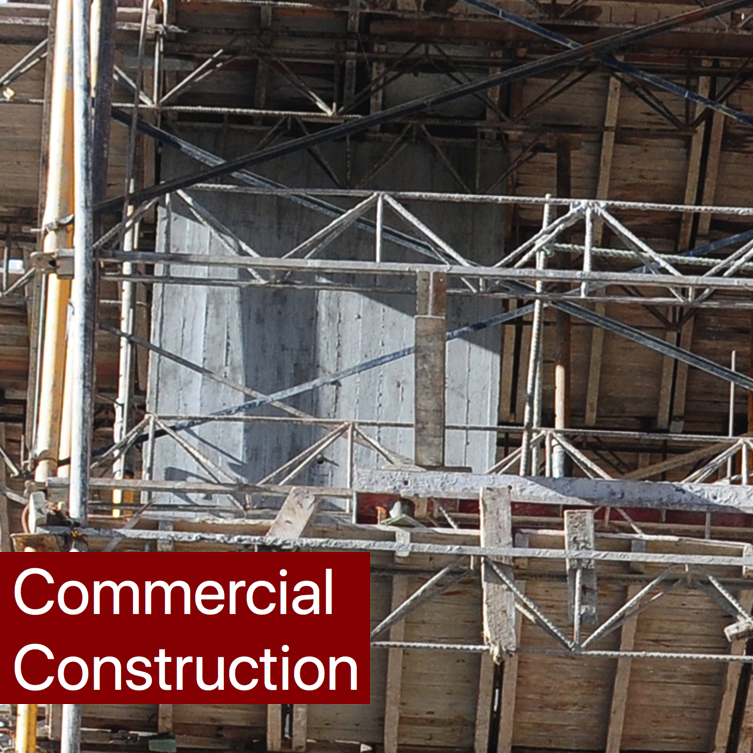 Commercial Construction Poole, Bournemouth & Dorset
