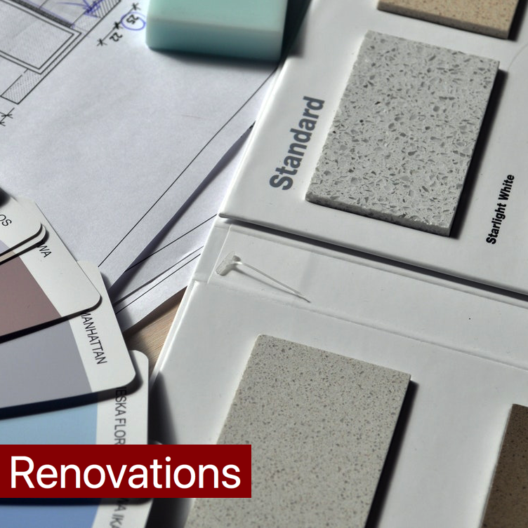 Property renovations / home refurbishment in Poole, Bournemouth and Dorset